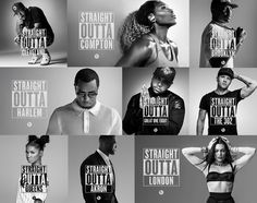 "Beats By Dre + Universal Pictures ""Straight Outta"" - From R/GA Hustle / Los Angeles"