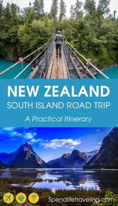 New Zealand Itinerary, New Zealand Travel, Capital Of New Zealand, New Zealand Adventure, Queenstown New Zealand, Lake Wanaka, New Zealand South Island, Thing 1, Adventure Activities