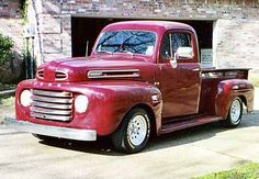 Customer Submitted Pictures of 1948-1956 Ford Trucks - LMCTruck.com