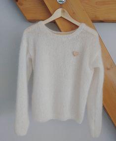Finir de tricoter un pull après l'hiver - TUTO tricot inside ! - Dans la bulle de MissLilou