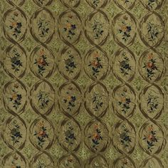 carrack - moss fabric | Royal Collection