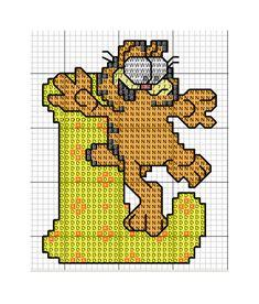 12/26.   Garfield l
