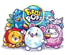 Pikmi Pops Coloring Page Click The Picture To Go To The