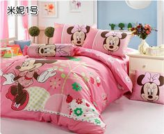Minnie Mouse Bedroom Decor: Beautiful Disney Minnie Mouse Toddler ~ Bedroom Inspiration