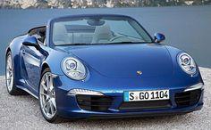 2013 Porsche 911 Carrera 4 991