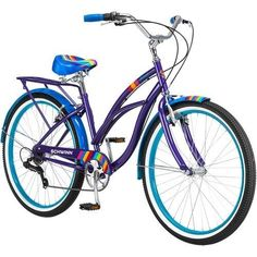 Cute Bike Rainbow Brite