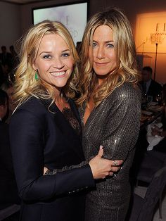 My two favorite actresses of all time...