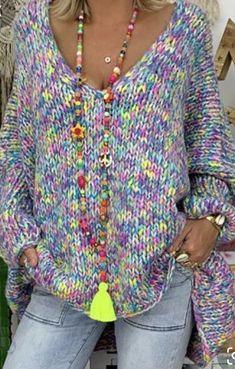 Bat Shirt, Knit Fashion, Women's Fashion, Fashion Online, Cheap Fashion, Sweater Fashion, Latest Fashion, Fashion Dresses, Winter Sweaters