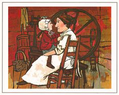 The Art of Children's Picture Books: Mommy Buy Me a China Doll, Margot Zemach