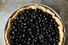 Rose Levy Beranbaum's Fresh Blueberry Pie on Food52