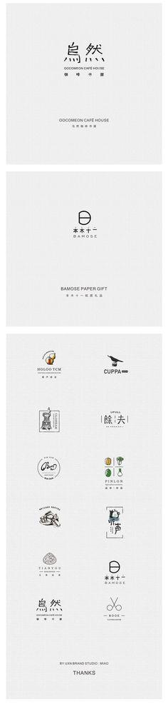 文艺清新味道的logo设计欣赏