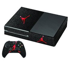 Jordan Premium Designer Xbox One Skin  2 Free Xbox One Controller Skins by Gamergeekz >>> For more information, visit image link.Note:It is affiliate link to Amazon.