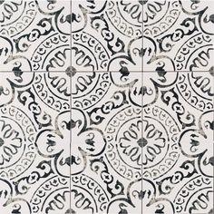 Kenzzi Paloma x Porcelain Tile - Ann Higgins - Badezimmer Concrete Tiles, Stone Tiles, Stone Mosaic, Granite Tile, Décor Antique, Decoration Inspiration, Decor Ideas, 31 Ideas, Room Inspiration