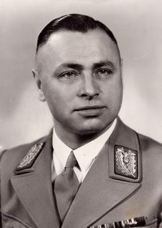 Josef Grohé (6 November 1902 - 27 December 1987), German Nazi Party official, was born in Gemünden im Hunsrück as the son of a shopkeeper. He finished secondary school in 1919 and worked as a clerk in the hardware industry. He joined the Nazi Party in 1922, and was co-founder of the Nazi organization in Cologne and founder of its newspaper, the Westdeutscher Beobachter.  After the war, Grohé remained dedicated to the Nazi cause for the rest of his life.
