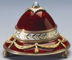 Bell push Faberge