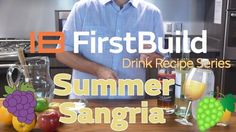 Summer Sangria - even better with Opal Summer Sangria, E Day, Opal, Ice, Drinks, Instagram Posts, Drinking, Beverages, Opals