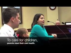 You won't believe what Utah Medicaid officials told Charlotte Lawrence, a working Utah mother with cancer, when she tried to apply for health insurance. Working Mother to Utah Legislature: I need Healthy Utah - YouTube