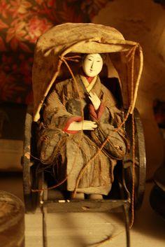 gorgeous Japanese doll
