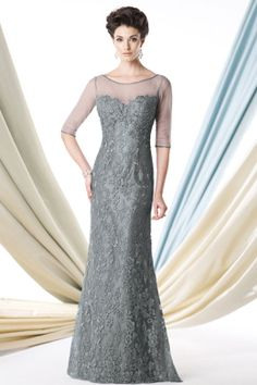 Mother of the Bride Dresses--maybe tea length?  Color?