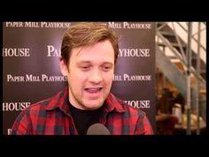 "Michael Arden, Ciara Renee, Alan Menken, Stephen Schwartz & More on ""The Hunchback of Notre Dame"" - YouTube"