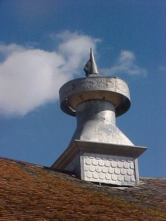 old barn cupolas for sale   Early metal barn cupola with ...