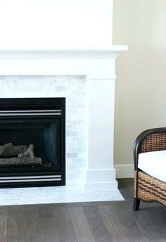 12 popular subway tile fireplace images fire places fireplace rh pinterest com