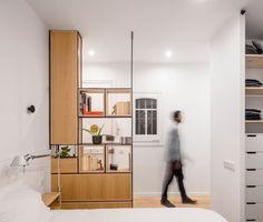 EO arquitectura, Adrià Goula · Renovation Alan's Apartament in Barcelona