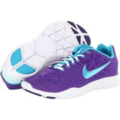 purple nike free tr fit 3