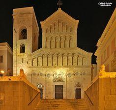 Cattedrale di Cagliari, Sardinia - Sardegna, Italy