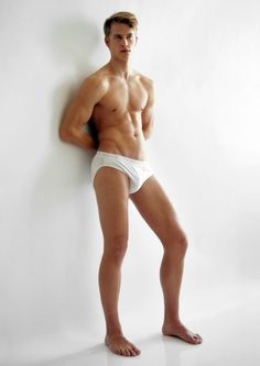 Are german male model aaron bruckner have