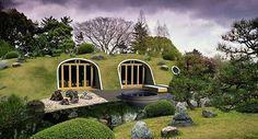 Berm underground home plans | Earth Berm Homes Construction