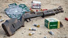 Mossberg 590A1 ammo