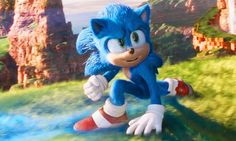 The movie was SO CUTE Jim Carrey nailed it and Sonic looked so frYou can find Princess zelda and more on our website.The movie was SO CUTE Ji. Sonic The Hedgehog, Hedgehog Movie, All Movies, Movie Songs, Movies Online, Game Movie, 2020 Movies, Sonic The Movie, The Sonic