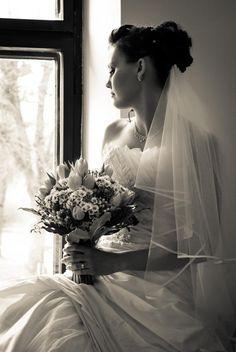 Photograph Bride by Romana Murray on Photograph, Weddings, Bride, Eyes, World, Wedding Dresses, Fashion, Photography, Wedding Bride