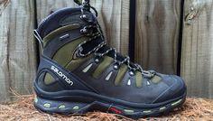Salomon Quest 2 GTX Hiking Boots - Preparing for shtf Trekking Shoes, Trekking Gear, Backpacking Gear, Hiking Gear, Hiking Backpack, Salomon Shoes, Best Hiking Shoes, Mens Snow Boots, Men's Shoes