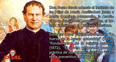 Vida de Don Bosco.