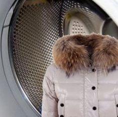 Стирка пуховика в стиральной машине – правильный подход