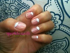 Spring 2014 Trends - The Moon Mani