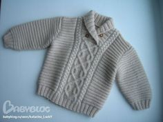 44 Ideas Crochet Baby Cardigan Free Pattern Fair Isles For 2019 Baby Boy Sweater, Knit Baby Sweaters, Boys Sweaters, Crochet Baby Cardigan Free Pattern, Crochet Baby Bibs, Baby Boy Knitting Patterns, Knitting For Kids, Kids Outfits, Fair Isles