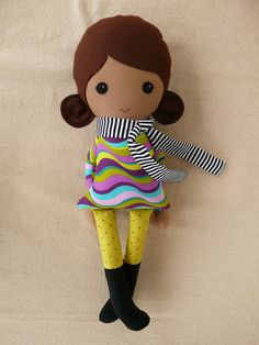 Handmade dolls toys purses accessories. by rovingovine on Etsy