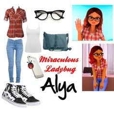 And I'm suddenly finding Miraculous outfits and its so awesome! Miraculous Ladybug Costume, Miraculous Ladybug Anime, Cosplay Casual, Cosplay Outfits, Disney Inspired Fashion, Character Inspired Outfits, Lady Bug, Costume Coccinelle, Fandom Fashion