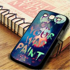 Fall Out Boy Put On Your War Paint Samsung Galaxy S3 Case