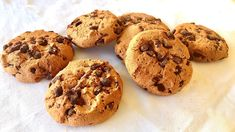 Cookies, Low Carb Keto, Muffin, Healthy Recipes, Healthy Food, Health Fitness, Gluten Free, Bread, Fruit