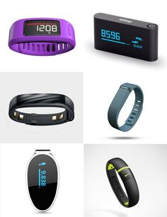 A Look at the Hugest Differences Between Popular Fitness Trackers