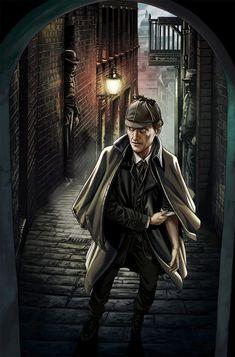Sherlock Holmes Seven-Per-Cent Solution Juan Carlos Ruiz Variant Cover Sherlock Holmes Elementary, Elementary My Dear Watson, Detective, Midtown Comics, Jeremy Brett, Literary Characters, Mrs Hudson, 221b Baker Street, Arthur Conan Doyle