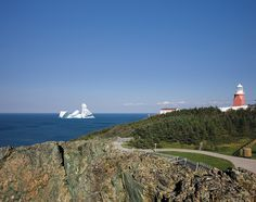 Twillingate With Iceberg by Newfoundland and Labrador Tourism, via Flickr