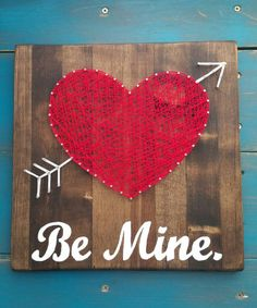 Check out this item in my Etsy shop https://www.etsy.com/listing/263412558/valentines-day-string-art-sign-red-heart