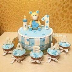 Детский торт Мой первый год