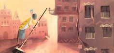 """Podívejte se na můj projekt @Behance:  """"Sweeper"""" https://www.behance.net/gallery/48373405/Sweeper"""