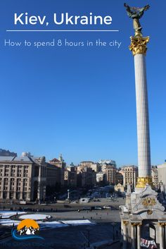 Kiev is a fantastic city to explore and is the heart and soul of Ukraine.......